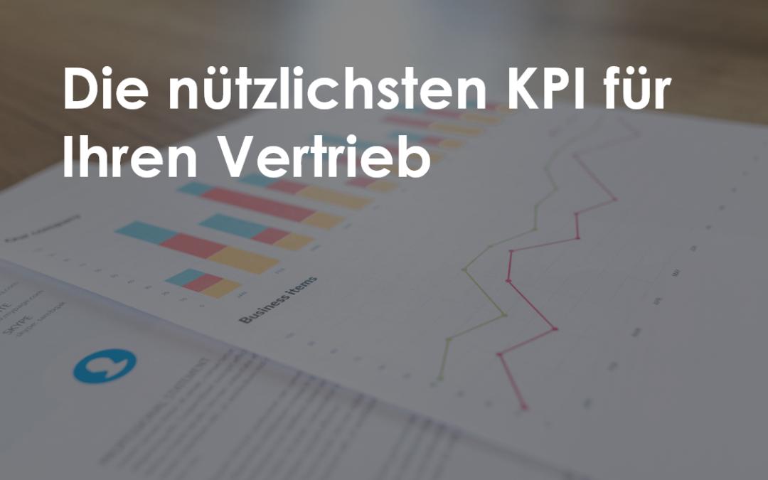 Vertriebsziele 2020: Die besten KPI, um Ihren Erfolg zu messen