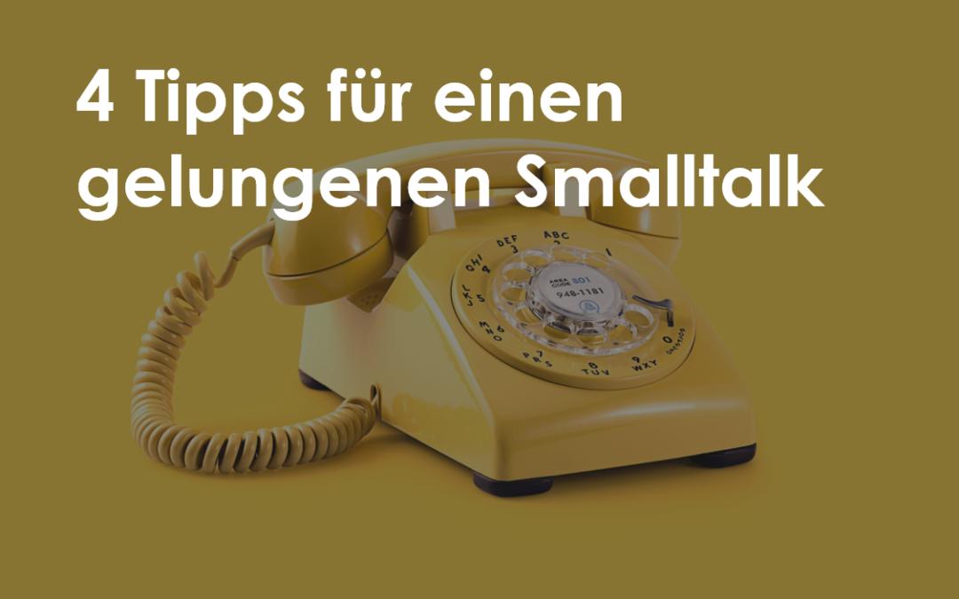 Smalltalk: 4 Tricks, wie Sie mit jedem ins Gespräch kommen